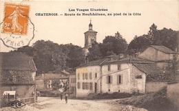 88-CHATENOIS-ROUTE DE NEUFCHATEAU, AU PIED DE LA CÔTE - Chatenois