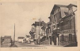 ONIVAL - 2 CPA : Un Groupe De Villas - La Plage, Côté D'Ault - Onival