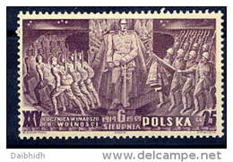 POLAND 1939 Polish Legion  MNH / **  Michel 356 - 1919-1939 Republic