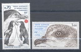 FSAT (TAAF), Yvert 81&82, Scott 82&83, MNH - Terre Australi E Antartiche Francesi (TAAF)