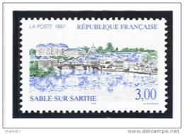 France 3107   Neuf ** ( Sablé Sur Sarthe  ) Cote 1,40€ - France