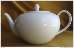 1 Theiere Schonwald - Porcelaine Blanche - Céramiques