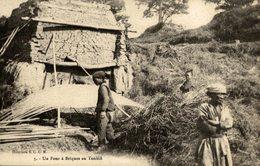 VIET NAM - UN FOUR A BRIQUES AU TONKIN - Vietnam