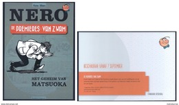 Postkaart Nero (Sleen): De Premières: Van Zwam (2016) - Nero