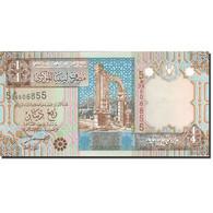Libya, 1/4 Dinar, 2002, KM:62, Undated (2002), NEUF - Libya