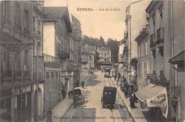 88-EPINAL- RUE DE LA GARE - Epinal
