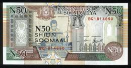 Somalia Soomaaliya 1991, N 50 Shilin Shillings - UNC - BQ1814890 - Somalia