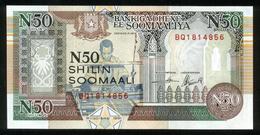 Somalia Soomaaliya 1991, N 50 Shilin Shillings - UNC - BQ1814856 - Somalia