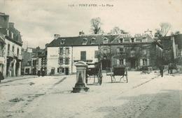 Pont Aven - La Place - Pont Aven
