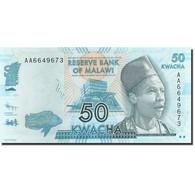 Malawi, 50 Kwacha, 2012, KM:58, 2012-01-01, NEUF - Malawi