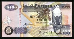 Sambia - Zambia 2010, 100 Kwacha - UNC - KB 03 2857927 - Sambia