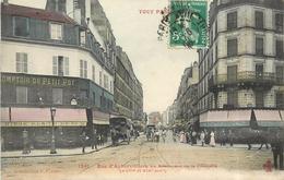 TOUT PARIS - Rue D'Aubervilliers Au Boulevard De La Chapelle. - Distretto: 19