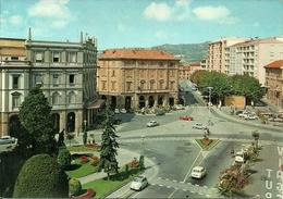 Acqui Terme (Alessandria, Piemonte) Piazza Italia E Corso Dante - Alessandria