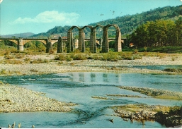 Acqui Terme (Alessandria, Piemonte) Acquedotto Romano, Scorcio Panoramico - Alessandria