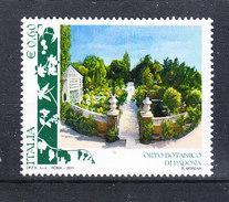 Italia   -  2011. Orto Botanico Di Padova. Botanical Garden Of Padua. MNH - Vegetables