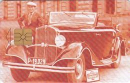 Czech Rep. C342, Sodomka IV, Car, 2 Scans.