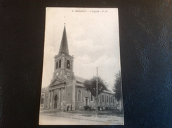 9 - SINCENY L'Eglise - 1914 Tampon Allemand - Francia
