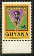 Guyana 1986 $6.00 Robert Burnham Issue #1508  MNH - Guyana (1966-...)