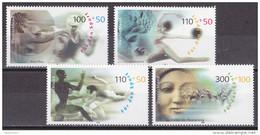 Slw_ Bund - Mi.Nr. 2094 - 2097 - Postfrisch MNH - Sport - Ungebraucht