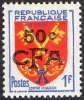 Réunion N° 320 ** Blason - Armoiries - Contat Venaissin - Réunion (1852-1975)
