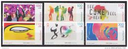 Slw_ Bund - Mi.Nr. 2117 - 2122 - Postfrisch MNH - EXPO 2000 - Neufs