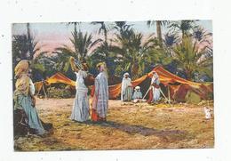 Cp, Algérie, Scénes & Types D'Afrique Du Nord, Vierge, Ed: Sirecky, Oran, N° 122, Le Ravitaillement D'eau Dans L'oasis - Scènes & Types