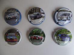 Série Voitures De Rallye - Champagne