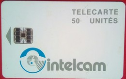Cameroon Phonecard, 50 Units Intelcom Chip - Cameroon