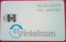 Cameroon Phonecard 100 Units Intelcom Chip