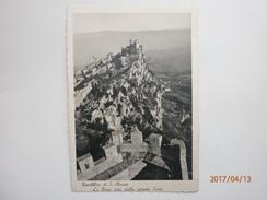 Postcard Repubblica Di S Marino By Savoretti Of San Marino My Ref B2994 - San Marino