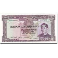 Mozambique, 500 Escudos, 1961-1967, KM:118a, 1967-03-22, NEUF - Mozambique