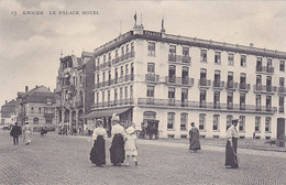 Knokke Knocke - Le Palace Hôtel (animée) - Knokke