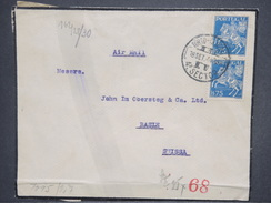 PORTUGAL - Enveloppe De Porto Pour La Suisse En 1944 Avec Contrôle Postal Allemand - L 7404 - 1910-... République