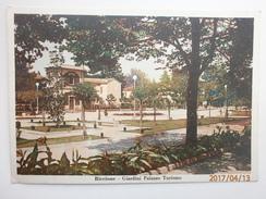 Postcard Riccione Giardini Palazzo Turismo  My Ref B2995 - Rimini