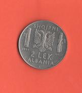 Albania 2 Lek 1939 XVIII  Antimagnetico - Colonie
