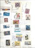 Lot De 18 Timbres ESPAGNE Sur Carte Postale Tous Différents - Voir Scan - Other