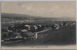 Le Camp (Val De Joux) Cachet: Orient - Photo Des Arts No. 3690 - VD Vaud