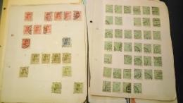D1336 LOT FEUILLES EUROPE A TRIER BELLE COTE DÉPART 10€ - Sammlungen (im Alben)