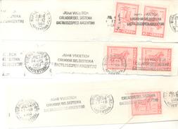 JUAN VUCETICH KOVACEVICH NACIDO EN HVAR IMPERIO AUSTROHUNGARO FDC YEAR 1962 CREADOR SISTEMA DACTILOSCOPICO ARGENTINO - Policia – Guardia Civil