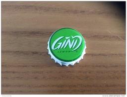 """Capsule De Soda """"GINI LEMON"""" Type 2 FF - Soda"""