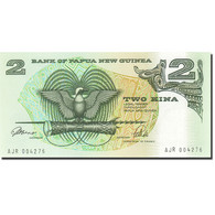 Papua New Guinea, 2 Kina, 1992-1993, KM:12a, Undated (1992), NEUF - Papouasie-Nouvelle-Guinée