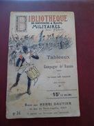 Edition Henri Gautier Paris Bibliothèque De Souvenirs & Récits Militaires N° 34 Campagne De Russie Par Leo Tolstoï B/TB - Livres, BD, Revues