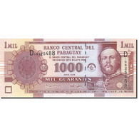 Paraguay, 1000 Guaranies, 2004, KM:222b, 2005, NEUF - Paraguay