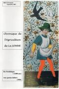 Chronique De L'agriculture De La Somme.Heux Francis.382 Pages.septembre 2007. - Picardie - Nord-Pas-de-Calais