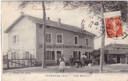 Peronnas Café Mazuir - Otros Municipios