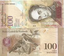 Venezuela 100 Bolivares 2009. UNC - Venezuela