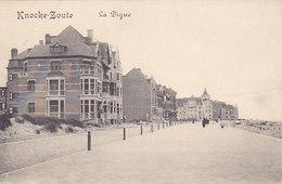 Knokke Knocke - La Digue (1913, Animée) - Knokke