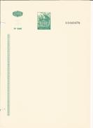 DOCUMENTO PAPEL SELLADO FISCAL EN BLANCO, SELLO 14ª CLASE, SERIE AÑOS 1956-76 DEL ESTADO ESPAÑOL. - Fiscales