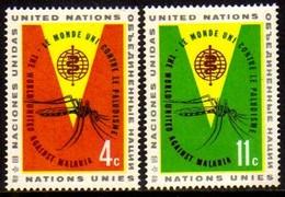 00298 Nações Unidas 98/99 Mosquito Da Malaria N - New York -  VN Hauptquartier