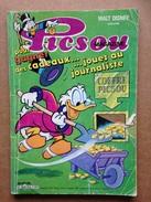 Disney - Picsou Magazine ° Année 1984 - N°154 - Picsou Magazine